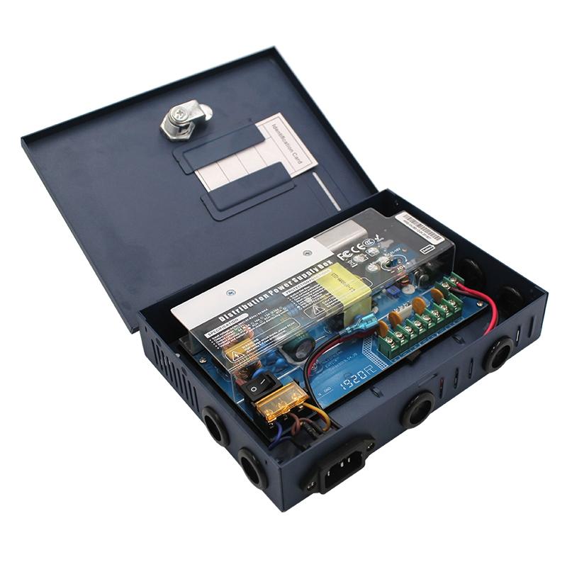 12V箱式4路60W電源