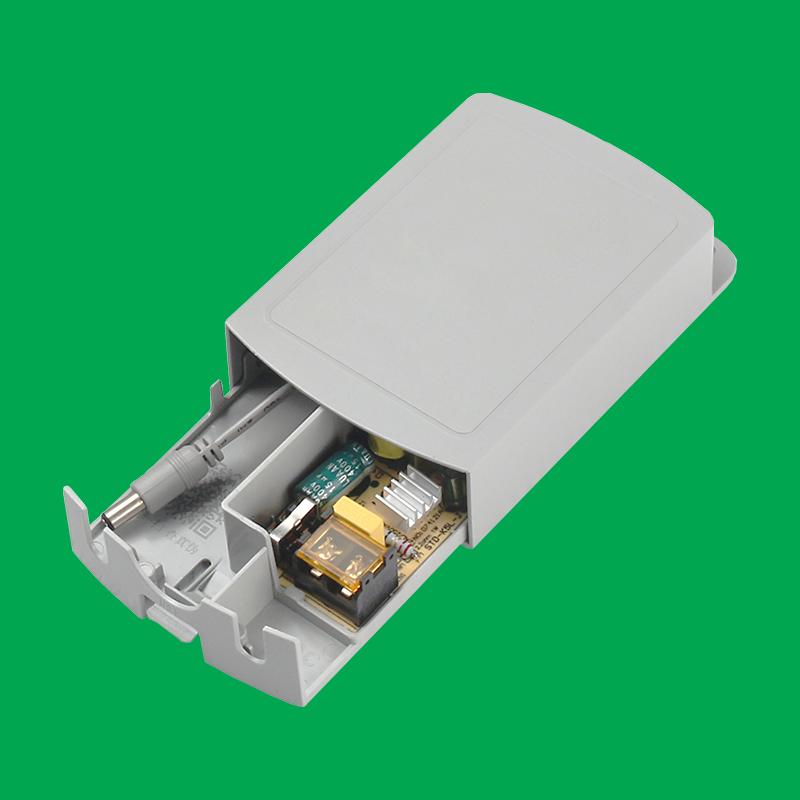 12V2A室外防雨直流電源適配器(抽屜式)