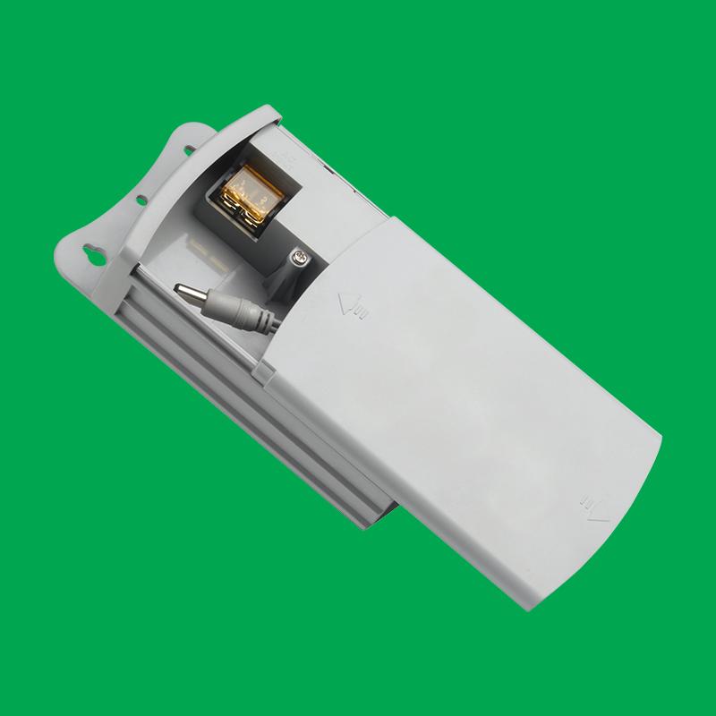 12V2A室外防雨直流電源適配器(滑蓋式)