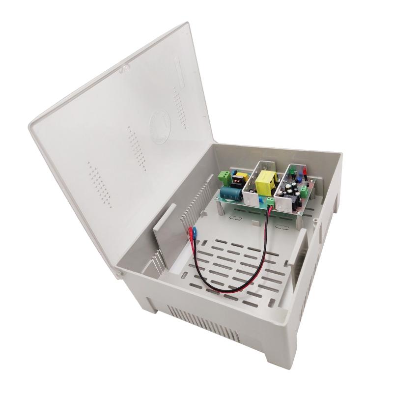 12V3A塑料殼體UPS電源(17Ah)