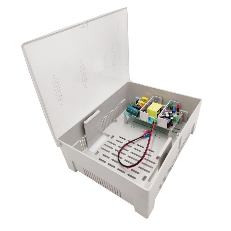 12V5A塑料殼體UPS電源(17Ah)