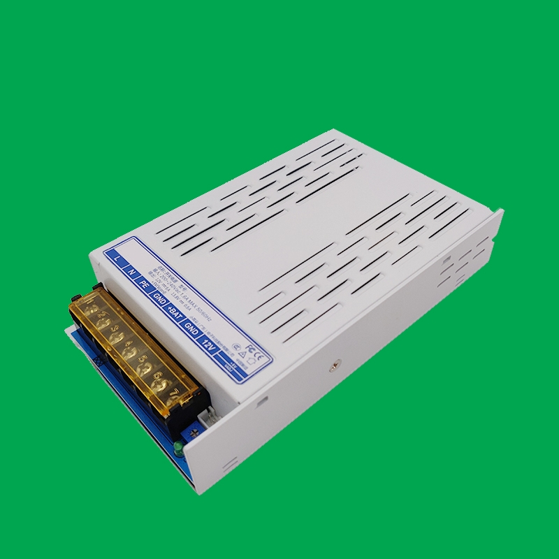 12V5A導軌式UPS電源