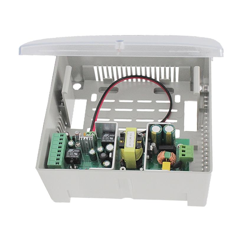 12V5A塑料殼體門禁UPS電源(7Ah)
